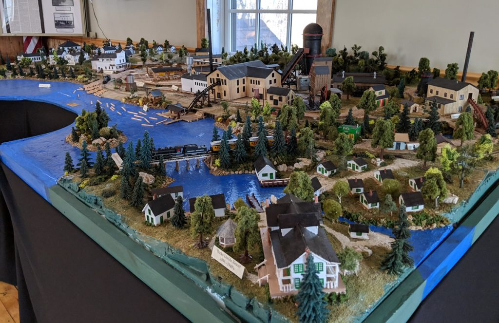Winchester Town Historical Model